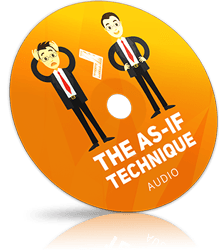 As-If Technique cd